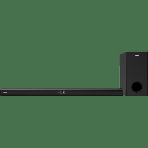 Hisense 2.1 CH 200W Sound Bar with Wireless Subwoofer HS218
